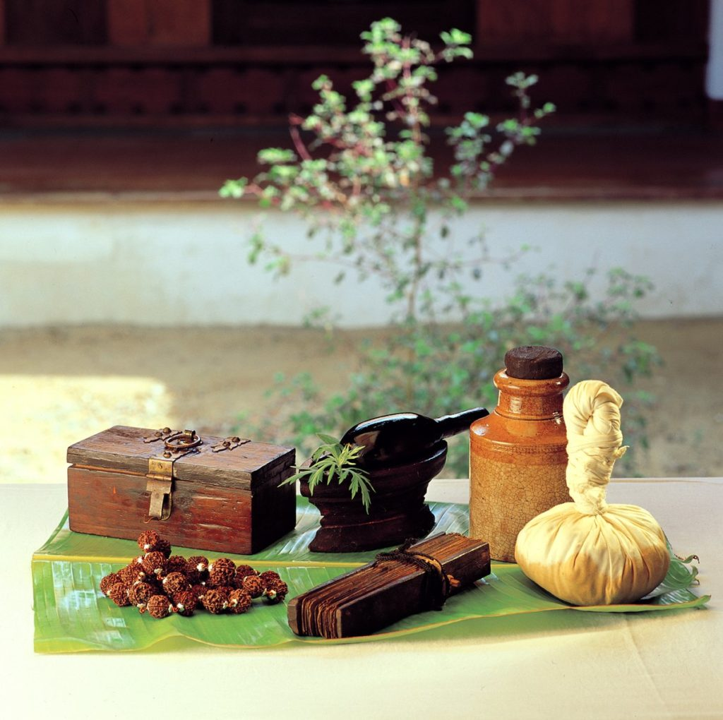 Ayurveda treatment cure